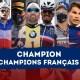 Élisez le Champion des Champions français 2020