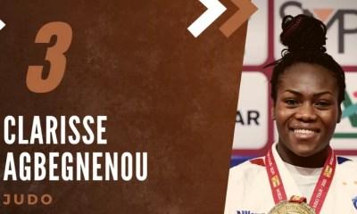 Championne des Championnes françaises 2020 - Clarisse Agbegnenou (3ème), la chasse à l'or