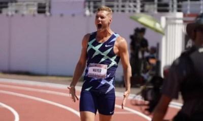 Décathlon - Kevin Mayer valide son ticket pour Tokyo