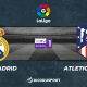 Football - Liga notre pronostic pour Real Madrid - Atletico Madrid
