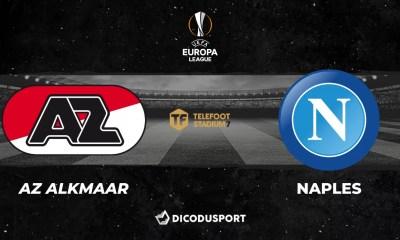 Football - Ligue Europa - notre pronostic pour AZ Alkmaar - Naples