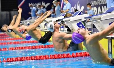 Handisport : ce qu'il faut retenir des championnats de France de natation 2020