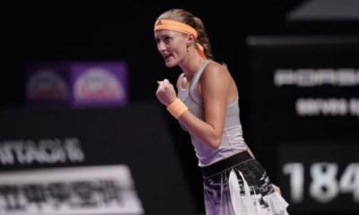 ITF Dubaï : Kristina Mladenovic reprend avec une victoire, Océane Dodin chute