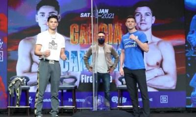 Le combat du week-end - Ryan Garcia vs Luke Campbell