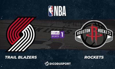 NBA - Notre pronostic pour Portland Trail Blazers - Houston Rockets