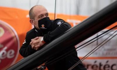 Vendée Globe : Kevin Escoffier raconte son avarie et son sauvetage par Jean Le Cam