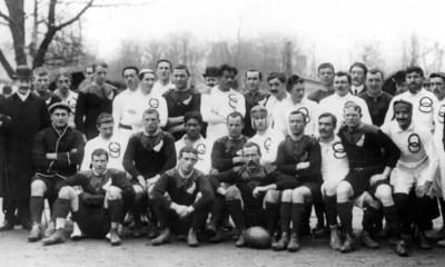 1er janvier 1906 - L'équipe de France de rugby à XV joue son premier match officiel