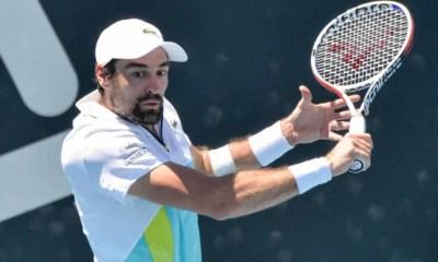 ATP Antalya - Jérémy Chardy file vers les demies