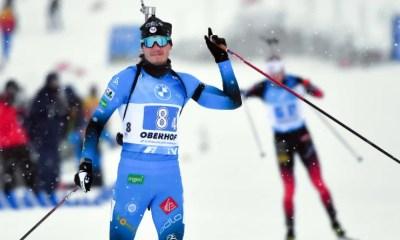 Antholz-Anterselva - Émilien Jacquelin et les Bleus refont le coup sur le relais