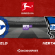 Football - Bundesliga notre pronostic pour Arminia Bielefeld - Hertha Berlin