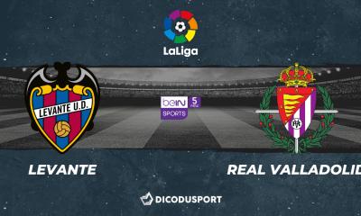 Football - Liga notre pronostic pour Levante - Real Valladolid