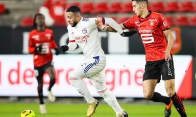 Ligue 1 - Lyon est champion d'Automne après son nul à Rennes
