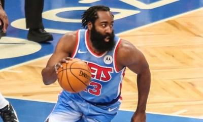 NBA : Première réussie pour James Harden, season-high pour Kevin Durant