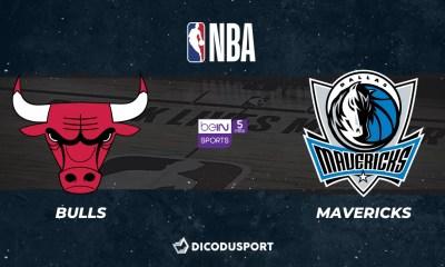 NBA notre pronostic pour Chicago Bulls - Dallas Mavericks