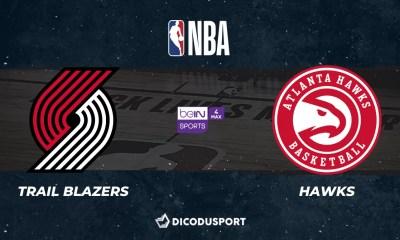 NBA notre pronostic pour Portland Trail Blazers - Atlanta Hawks