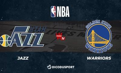 NBA notre pronostic pour Utah Jazz - Golden State Warriors