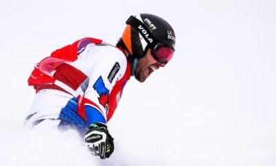 Skicross : Bastien Midol sur le podium à Reiteralm