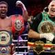 Boxe poids lourds - Une unification totale pour le choc Joshua - Fury