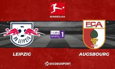 Football - Bundesliga notre pronostic pour RB Leipzig - Augsbourg