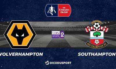 Football - FA Cup notre pronostic pour Wolverhampton - Southampton