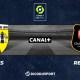 Football - Ligue 1 notre pronostic pour Lens - Rennes