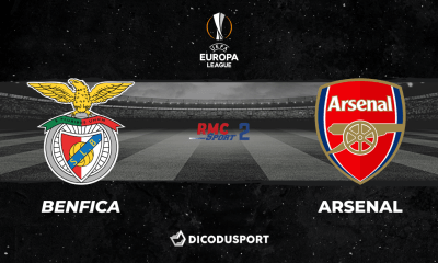 Football - Ligue Europa notre pronostic pour Benfica - Arsenal