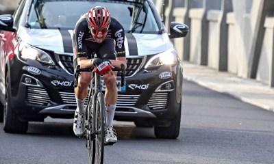 L'UCI interdit une nouvelle position aux coureurs