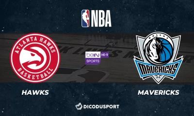 NBA notre pronostic pour Atlanta Hawks - Dallas Mavericks