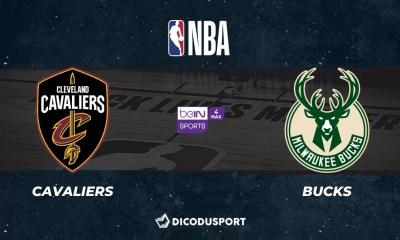 NBA notre pronostic pour Cleveland Cavaliers - Milwaukee Bucks
