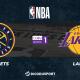 NBA notre pronostic pour Denver Nuggets - Los Angeles Lakers
