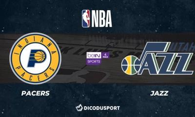 NBA notre pronostic pour Indiana Pacers - Utah Jazz