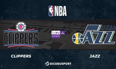 NBA notre pronostic pour Los Angeles Clippers - Utah Jazz