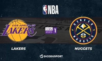 NBA notre pronostic pour Los Angeles Lakers - Denver Nuggets