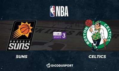 NBA notre pronostic pour Phoenix Suns - Boston Celtics