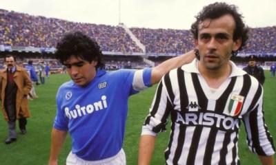 Naples - Juventus - Le temps des héros
