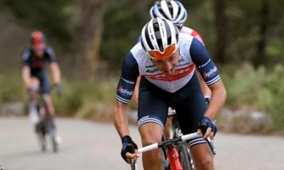 Tour des Alpes-Maritimes et du Var : Gianluca Brambilla fait coup double sur la 3ème étape