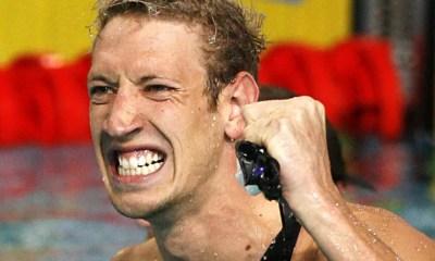 22 mars 2008 : Titre européen et record du monde pour Alain Bernard