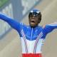 29 mars 2009 - L'or mondial en vitesse individuel pour Grégory Baugé