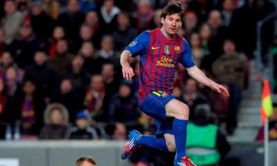 7 mars 2012 - Lionel Messi inscrit 5 buts en un match en Ligue des Champions