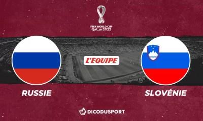 Football – Q. Coupe du monde notre pronostic pour Russie - Slovénie