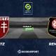 Football - Ligue 1 notre pronostic pour Metz - Rennes