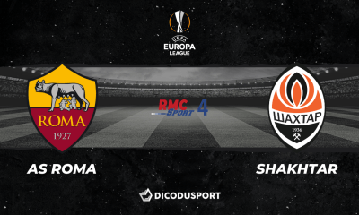 Football - Ligue Europa notre pronostic pour AS Rome - Shakhtar Donetsk