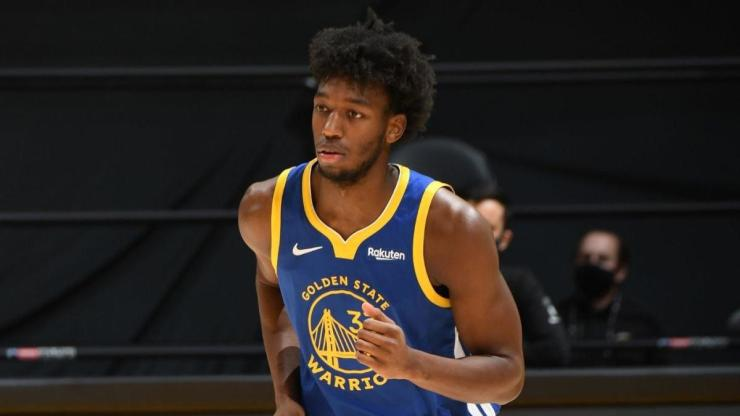 James Wiseman rookie NBA