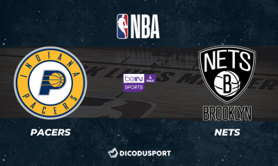 NBA notre pronostic pour Indiana Pacers - Brooklyn Nets