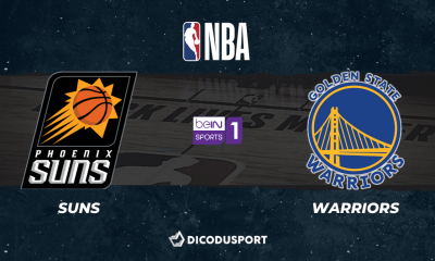 NBA notre pronostic pour Indiana Phoenix Suns - Golden State Warriors