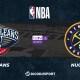 NBA notre pronostic pour New Orleans Pelicans - Denver Nuggets