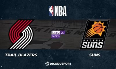 NBA notre pronostic pour Portland Trail Blazers - Phoenix Suns