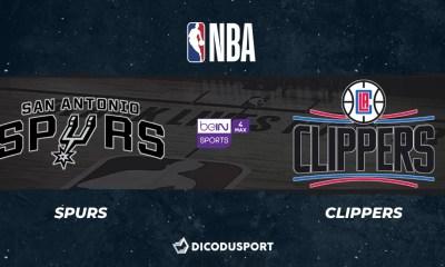 NBA notre pronostic pour San Antonio Spurs - Los Angeles Clippers