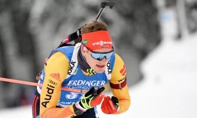Nove Mesto - L'Allemagne remporte le relais hommes, Jacquelin et la France craquent