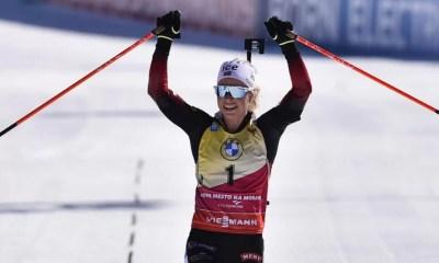 Tiril Eckhoff est votre Championne du week-end